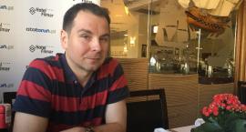 """Marcin """"Martinez"""" Wiśniewski: W Toruniu mamy sportowy klimat"""