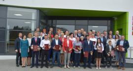 Pierwsza sesja Rady Gminy Łysomice w nowej siedzibie [FOTO]