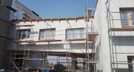 Modernizacja Domu Pomocy Społecznej w Browinie na finiszu