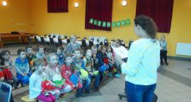 Przedszkolaki ze Służewa uczyły się o zaletach witamin [FOTO]