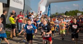 Biegi dziecięce podczas 7 edycji Run Toruń [FOTO]