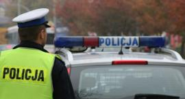 Atak z siekierą na toruńskiego policjanta. Sprawca nadal na wolności [PILNE]