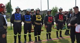Tak strażacy rywalizowali w Kończewicach [FOTO]