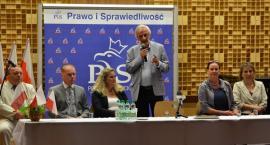 Politycy PiS objeżdżają kraj. Czas na spotkanie w naszym regionie