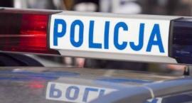 Wypadek na Rubinkowie. Policjant pomógł motorowerzyście