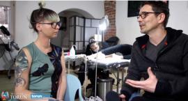 Tak się robi studio tatuażu na starówce! [WIDEO]