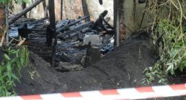 Pożar przy ulicy Łokietka. Strażacy walczyli z ogniem przez osiem godzin [FOTO]