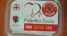 Gmina Aleksandrów Kujawski rozdaje Pudełka Zycia