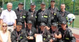 Tak strażacy rywalizowali w Turznie [FOTO]
