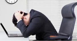 5 problemów ze zdrowiem, których powodem jest stres w pracy!