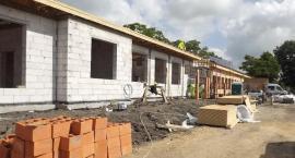 Trwa modernizacja przedszkola za ponad dwa miliony złotych pod Toruniem [FOTO]