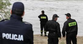 Policja wydała komunikat w sprawie 25-latka, który wskoczył do Wisły
