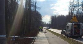 Śmiertelne potrącenie rowerzysty w Toruniu. Jest akt oskarżenia dla 24-letniego kierowcy [FOTO]