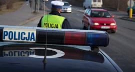 Policyjne strzały na Szosie Lubickiej. 20-letnia dziewczyna chciała potrącić funkcjonariusza