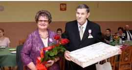 Prezydent Andrzej Duda wyróżnił małżeństwa z gminy Obrowo [FOTO]