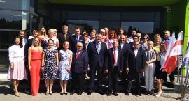 Gmina Łysomice sięga poza Unię Europejską. Początek międzynarodowej współpracy [FOTO]