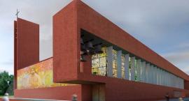 Tak będzie wyglądał nowy kościół w Toruniu [WIZUALIZACJE]