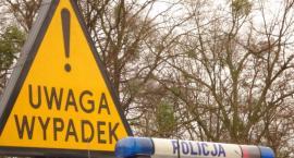 Śmiertelny wypadek w regionie. Nie żyje 50-letni mężczyzna