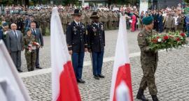 Tak obchodziliśmy Święto Wojska Polskiego w Toruniu [FOTO]
