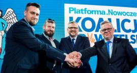 Koalicja Obywatelska rozpoczęła kampanię wyborczą w Toruniu i zapowiada specjalny projekt