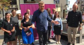 Adrian Zandberg: W Toruniu obserwujemy patologiczny wzrost władzy publicznej i kościoła [FOTO]