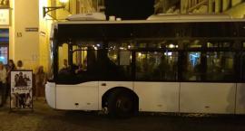 Dlaczego podczas Skyway autobusy blokują wjazd na starówkę? [FOTO]