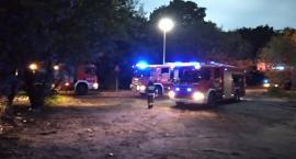 Uwaga, dwa pożary w Toruniu! Trwa akcja strażaków [FOTO]