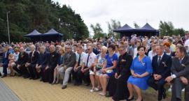 Minister rządu Mateusza Morawieckiego wziął udział w dożynkach pod Toruniem [FOTO]