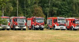 Wielkie manewry strażackie