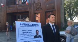Tak Sławomir Mentzen chce zreformować toruńską kulturę [FOTO]