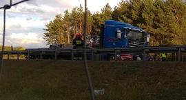 Śmiertelny wypadek na obwodnicy Torunia. Policja ujawnia szczegóły tego zdarzenia [FOTO]