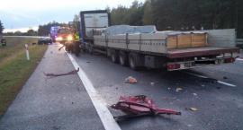 Policja opublikowała zdjęcia z tragicznego wypadku na obwodnicy Torunia [FOTO]