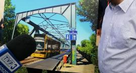 """Przez """"stary"""" most drogowy znowu będzie przebiegać linia tramwajowa?"""