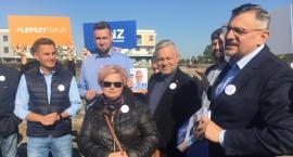 Oto kolejny pomysł Koalicji Obywatelskiej na kampanię wyborczą w Toruniu [FOTO]