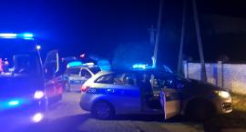 Nocna akcja toruńskiej policji. Szalona ucieczka motocyklisty [FOTO]