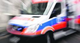 Znieczulica wśród kierowców. Dramat zakrwawionego mężczyzny na Trasie Średnicowej