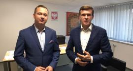 Minister sportu i turystyki poparł Mariusza Kałużnego w wyborach do sejmiku