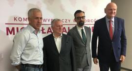 Prezydent Torunia Michał Zaleski tryumfuje i składa pierwsze deklaracje [FOTO]
