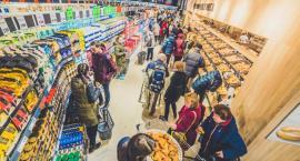 W czwartek otwarcie nowego supermarketu w naszym mieście!