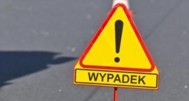 Zderzenie trzech samochodów na Rubinkowie. Dwoje dzieci w szpitalu [PILNE]