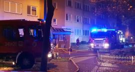 Pilne! Trwa akcja strażaków w Toruniu [FOTO]