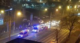 Uwaga, wypadek w Toruniu. Doszło do potrącenia! [AKT.]