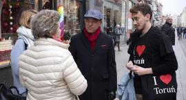 Tak zagraniczni studenci przekonywali torunian do tolerancji i otwartości [FOTO]