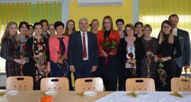 Gmina Łysomice podziękowała pracownikom socjalnym