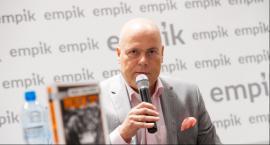 Marek Krajewski spotka się z czytelnikami w Książnicy Kopernikańskiej