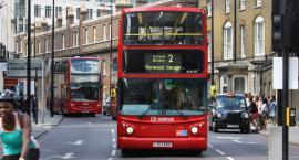 Przez nasze miasto przejedzie dwupiętrowy, londyński autobus