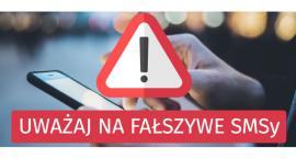 Uważajcie na fałszywe SMS-y. Publikujemy wiadomość rozsyłaną przez oszustów