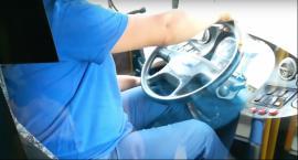 Kontrowersyjna sytuacja w autobusie MZK w Toruniu [WIDEO]