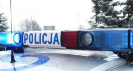 Policyjny pościg pod Toruniem. Kierowca w samochodzie przewoził...