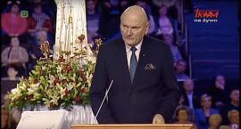 Tak Michał Zaleski przywitał gości na 27. urodzinach Radia Maryja [WIDEO]